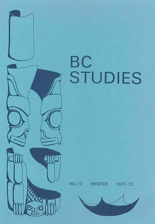 View No. 12: Winter 1971/72