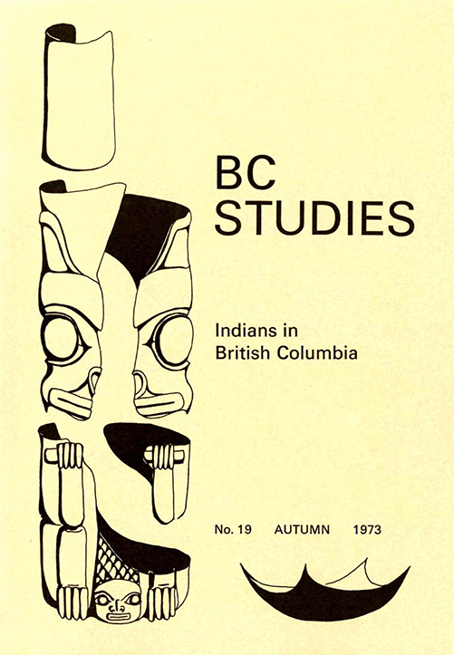 View No. 19: Indians in British Columbia, Autumn 1973