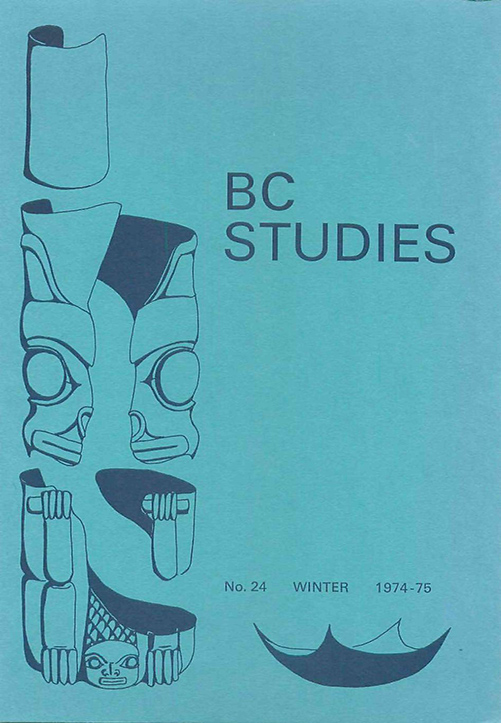 Shipwrecks Of British Columbia By Fred Rogers Bc Studies The British Columbian Quarterly