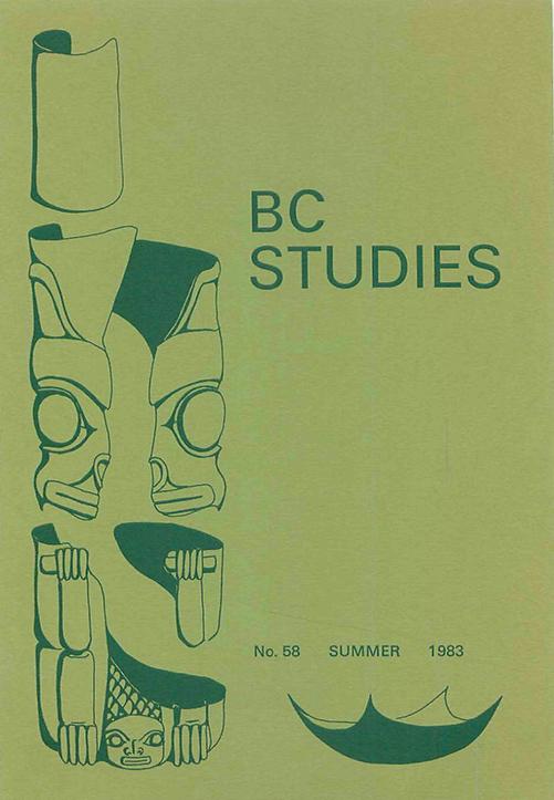 View No. 58: Summer 1983
