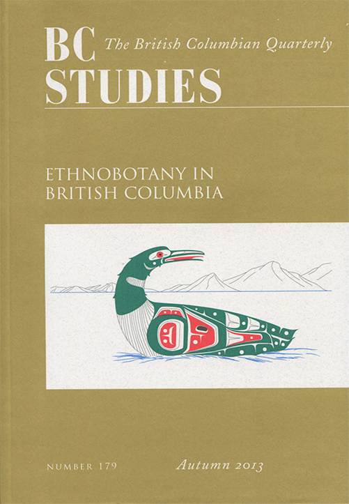 View No. 179: Ethnobotany in BC: Autumn 2013