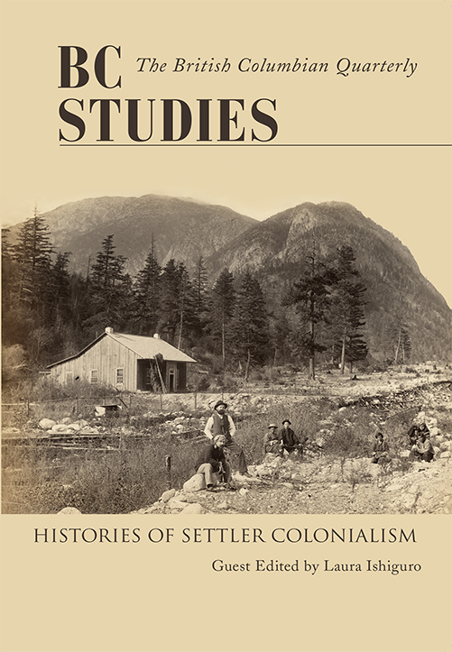 View No. 190: Histories of Settler Colonialism: Summer 2016