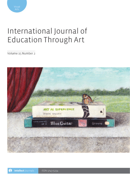 View Vol. 15 No. 2 (2019): International Journal of Education Through Art