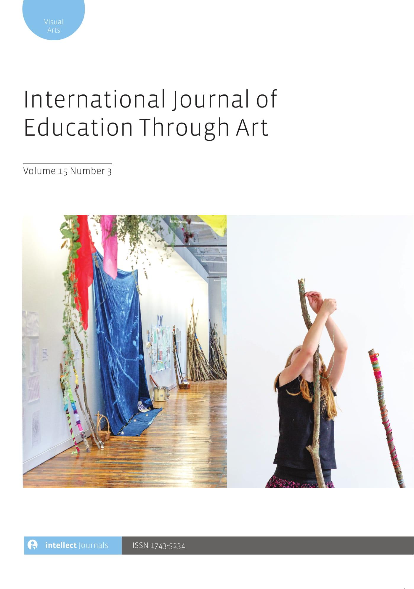 View Vol. 15 No. 3 (2019): International Journal of Education Through Art