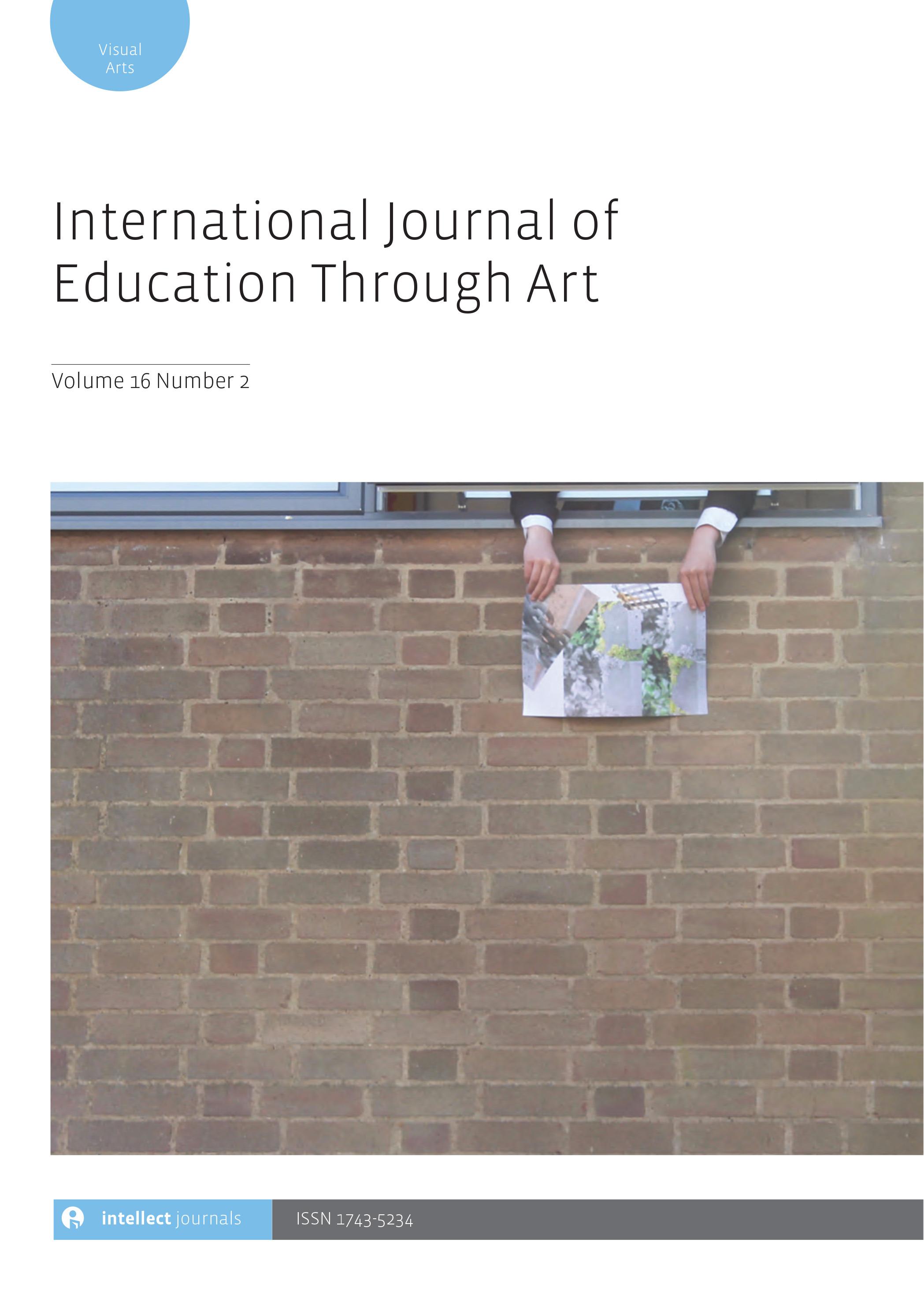View Vol. 16 No. 2 (2020): International Journal of Education Through Art