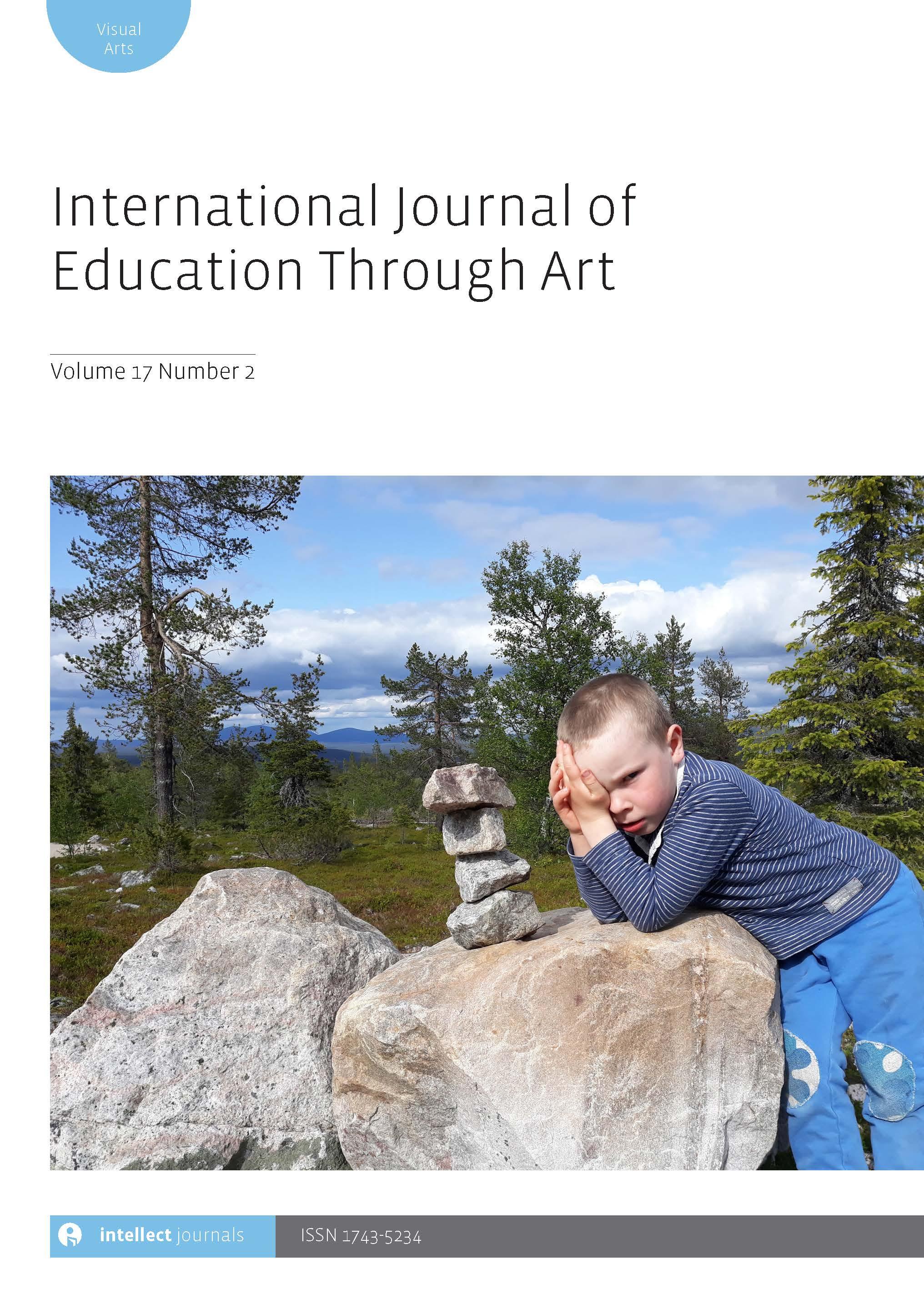 View Vol. 17 No. 2 (2021): International Journal of Education Through Art