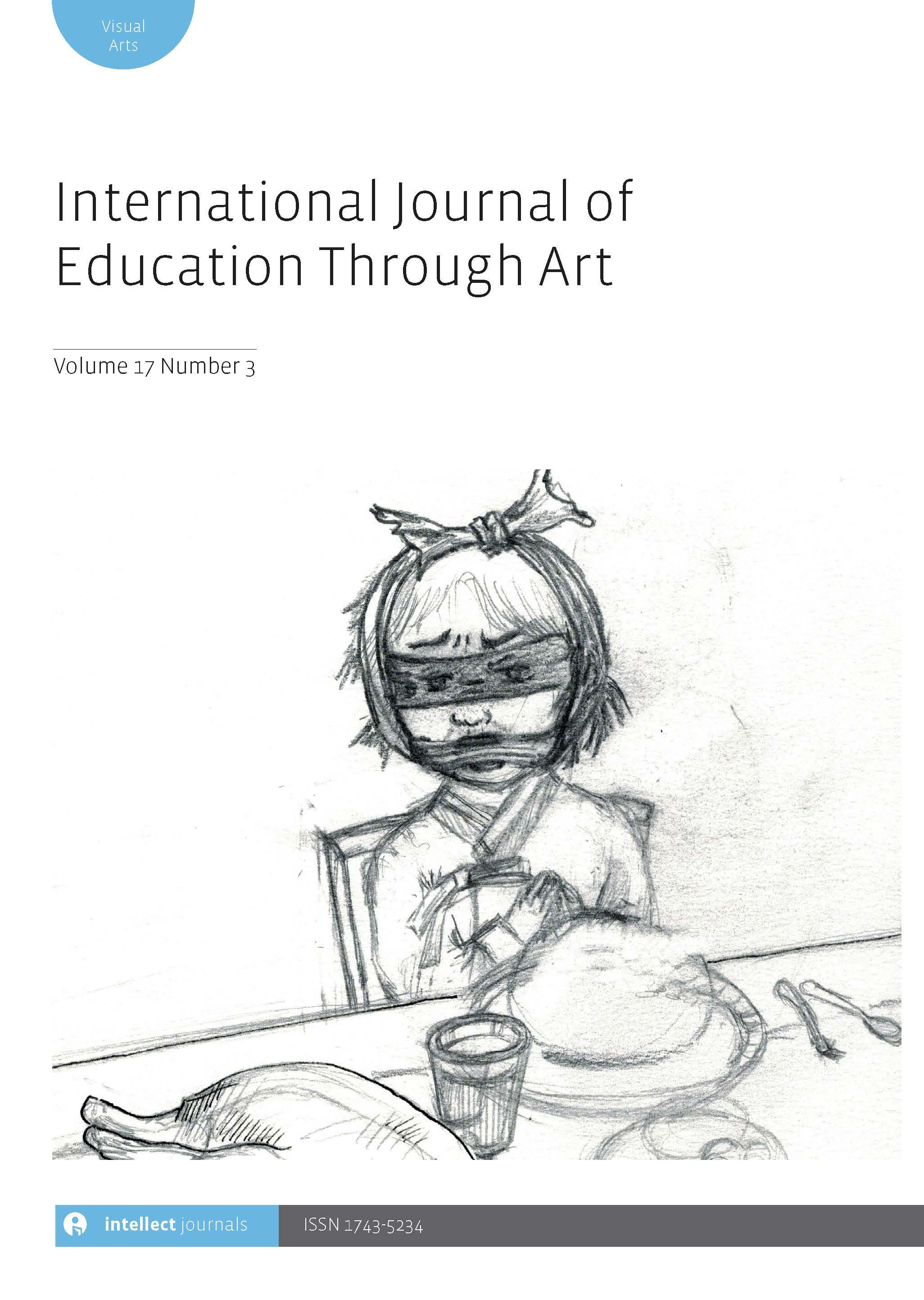 View Vol. 17 No. 3 (2021): International Journal of Education Through Art