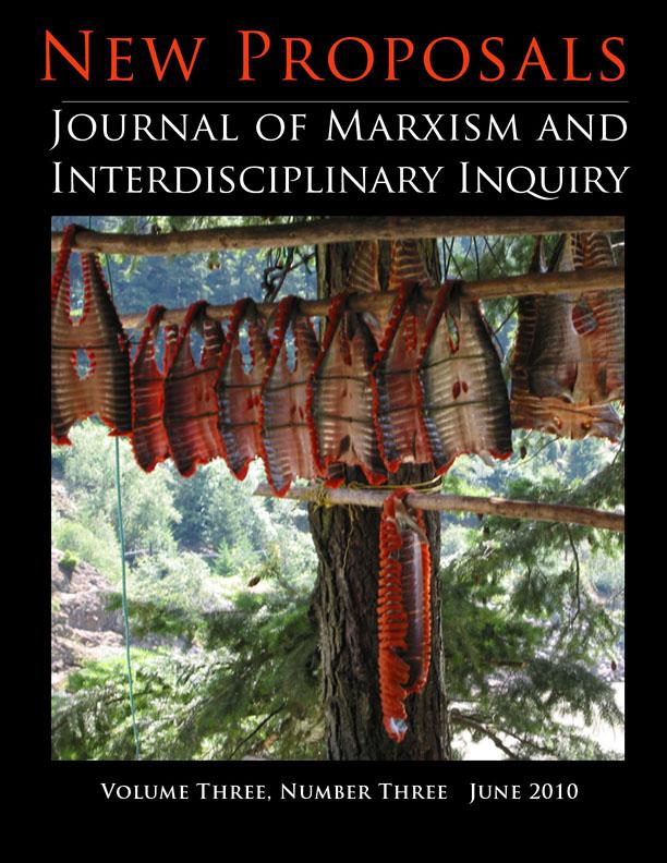 View Vol. 3 No. 3 (2010): Indigenous Nations and Marxism
